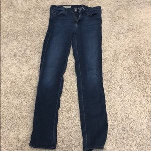 DARK WASH AG JEANS! Great condition!